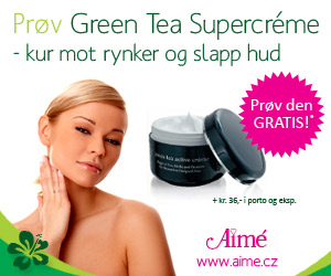 Green Tea Supercréme