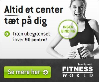 7a0e2eb03ab Overordnet set holder FitnessWorld en meget høj standard i deres centre.  Jeg har nu været i de 3 i Aarhus – 2 i selve byen og 1 i Viby – samt et ...