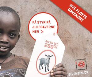 Giv En Ged reklame
