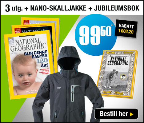 Bladet National Geographic