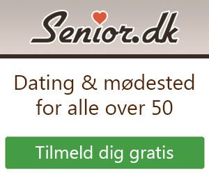 Et banner lige fra Senior.dk