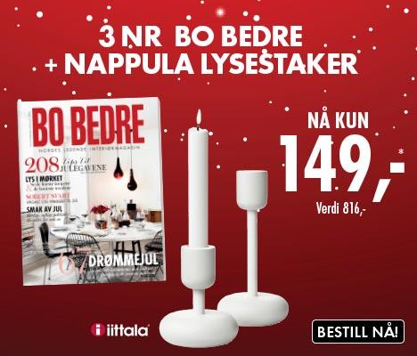 Bo Bedre - Norges førende interiørmagasin