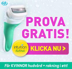 Prova Intuition hårborttagning för kvinnor utan kostnad