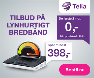 mobilt bredbånd oversigt