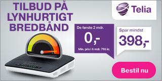 Teleselskaber i Danmark