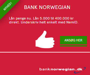 Lån fra Bank Norwegian