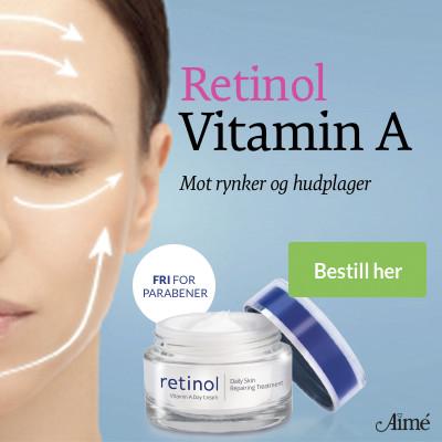 Retinol Vitamin A Dagkrem
