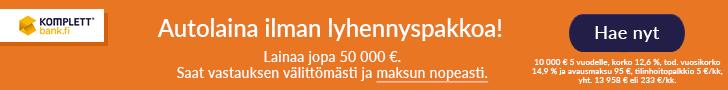 Komplett Bank on norjalainen pankki