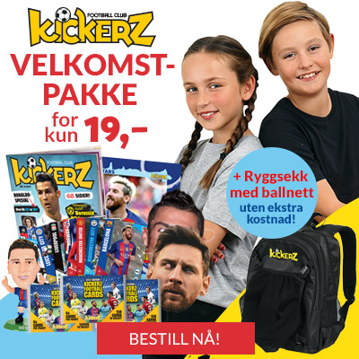 Kickerz – for alle som elsker fotball