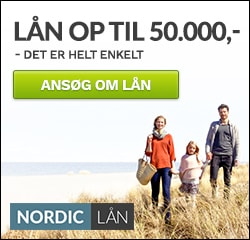 Ansøg om lån hos Nordiclån