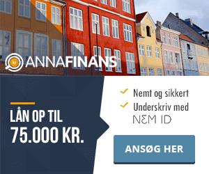 Anna Finans - Lån op til 75000 nemt på mobilen