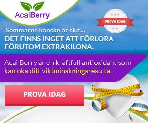 Prova Acai Berry för 0 kr och få en Better Us personvåg