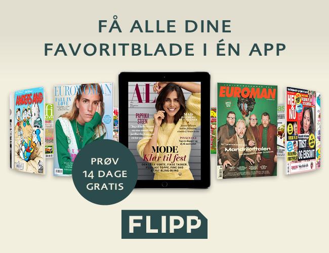 Flipp.dk - Prøv 14 dage gratis