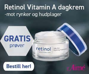 Retinol Vitamin A dagkrem for 0 kr