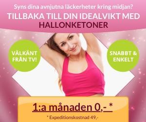 Raspberry Ketone Hallonketoner - prova för endast 49 kr