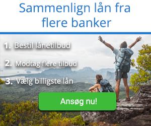 Indhent gratis og uforpligtende lånetilbud