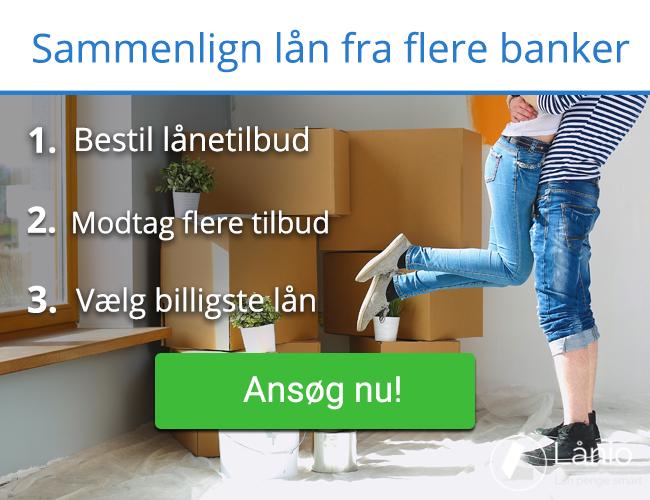 Sammenlign lån fra flere banker