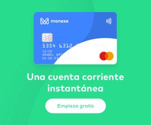 Cuenta en euros Monese