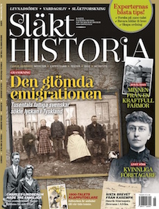 Släkthistoria + Nordic Steamer