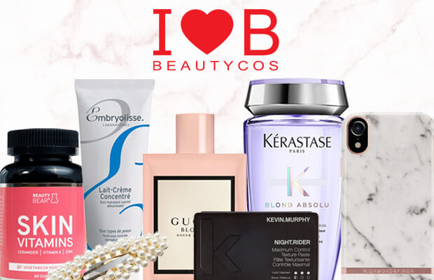 Beautycos - Stort udvalg af billige hårprodukter, hudpleje, make-up & parfume fra kendte brands