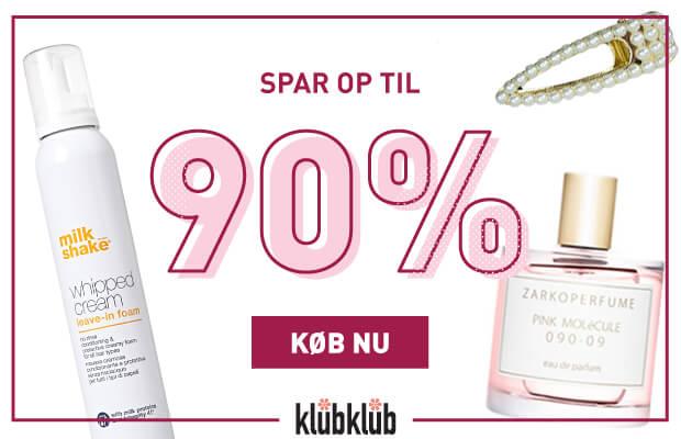 KlubKlub - Slut med at betale overpris for beauty produkter!