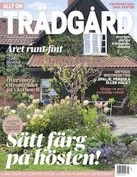 Allt om Trädgård - 6 nr + praktisk gardenbag för endast 159 kr