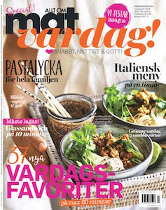 Allt om Mat - 8 nr + 4-pack klassiska assietter från Rörstrands serie Ostindia för endast 299 kr