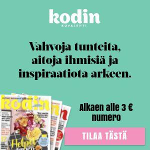Tilaa Kodin Kuvalehti ja osallistuIittalan Ultima Thule -kynttilälyhtyjen arvontaan!