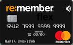 re:member flex Mastercard