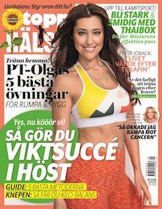 ToppHälsa - 5nr + Stora boken om hälsa
