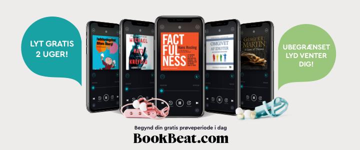 BookBeat tilbud