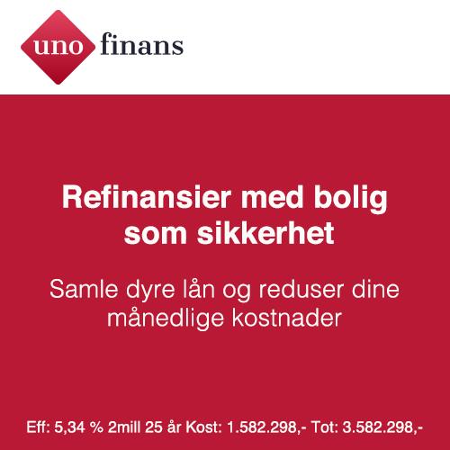 Har du betalingsanmerkning kan du refinansiere!