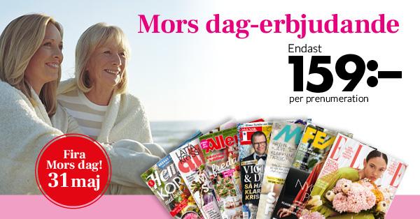 Ge bort en tidning på Mors Dag ! 7