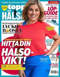 Topphälsa - 5 nr + boken Träna hemma av Annika Sjöö