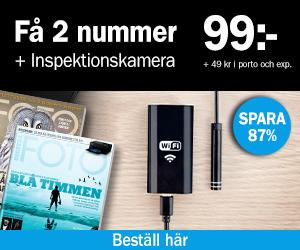 Digital FOTO + Inspektionskamera