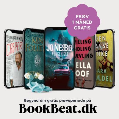 Tusindvis af bøger venter på dig på BookBeat!