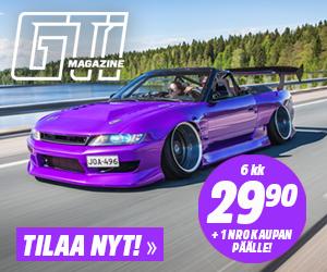 Tilaa GTI-Magazine 5 nroa vain 28 €