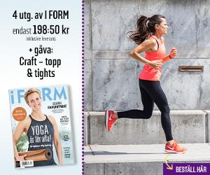 I FORM + Craft topp & tights