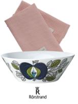 4 nr av Fixa för endast 169 kr + skål Eden + handdukar