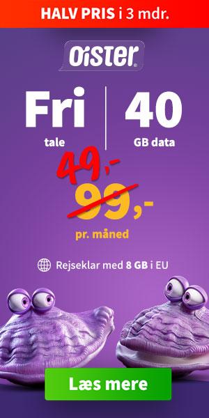 Mobilpriser top 10 mobiltelefoner